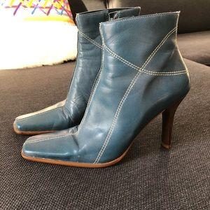 Vintage Diba Leather Boots
